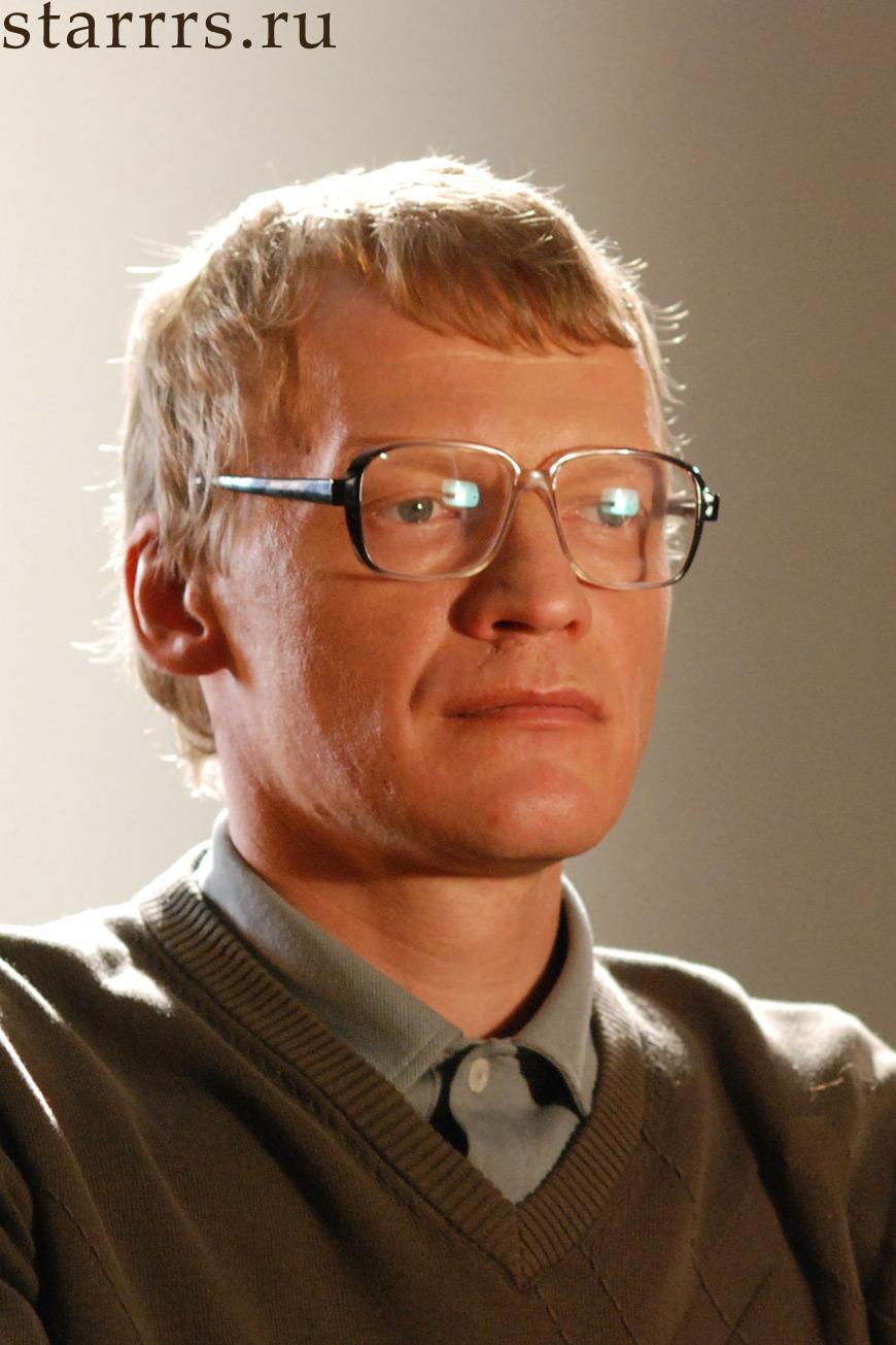 Aleksei Serebryakov