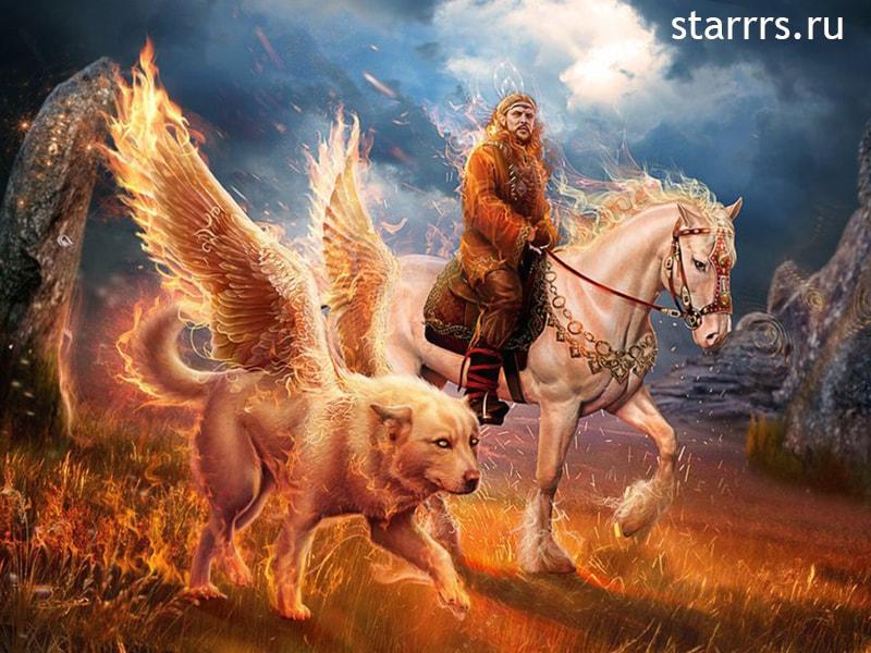 Семаргл, славянский гороскоп, славянский Зодиак
